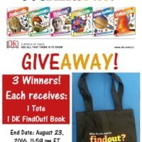 DK FindOut! Kid-Safe, Fun and Interactive Encyclopedia For Kids!