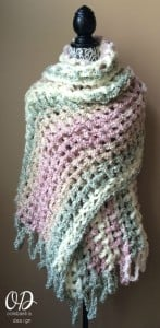 Gentle Solace Prayer Shawl Pattern