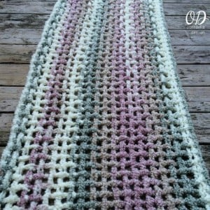 7 Gentle Solace Prayer Shawl | Friendship Shawl | Free Pattern @OombawkaDesign