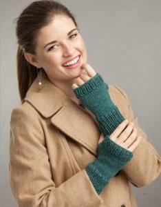 Fingerless Mitts - ULTIMATE Oval Loom Knitting Set - Review OombawkaDesignCrochet