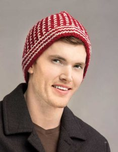 Twisted Garter Stitch Hat - ULTIMATE Oval Loom Knitting Set - Review OombawkaDesignCrochet