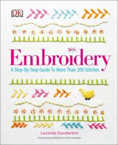 Embroidery | Book Review | OombawkaDesign