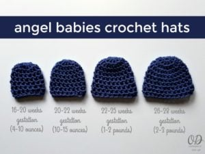 Angel Babies Crochet Hats Oombawka Design