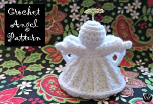 Crochet Angel Ornament Pattern