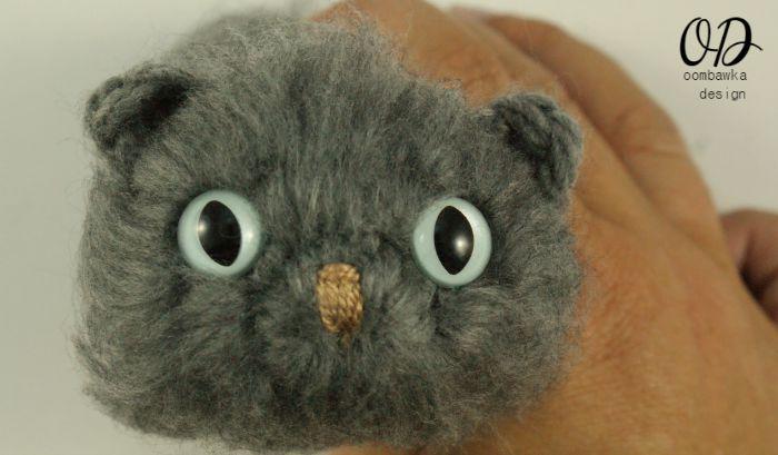 Ears Sewn On | Little Oombawkas | Mini Meow CAL | Oombawka Design