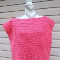 Easy Summer Tee Pattern Review by EyeLoveKnots
