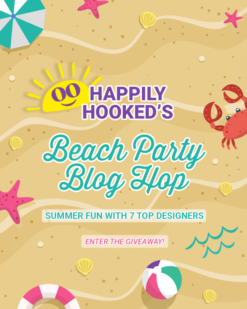 Happily Hooked Blog Hop
