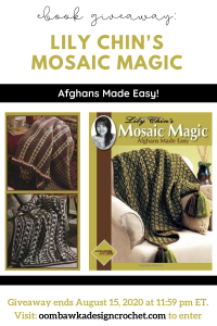 Lily Chins Mosaic Magic eBook Review and Giveaway