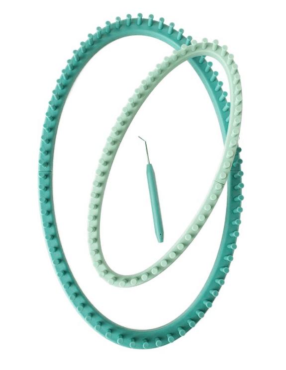Looms - ULTIMATE Oval Loom Knitting Set - Review OombawkaDesignCrochet
