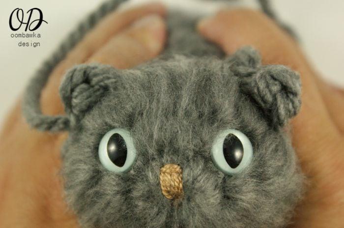 Position Ears | Little Oombawkas | Mini Meow CAL | Oombawka Design