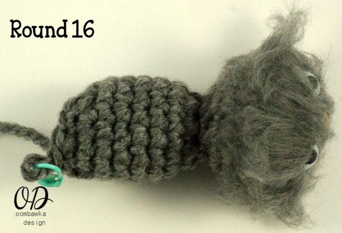 Round 16 | Little Oombawkas | Mini Meow CAL | Oombawka Design