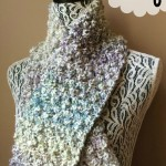 Simply Scrumptious Scarf Cover Image | oombawkadesigncrochet.com