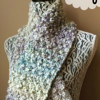 Simply Scrumptious Scarf | Free Crochet Pattern