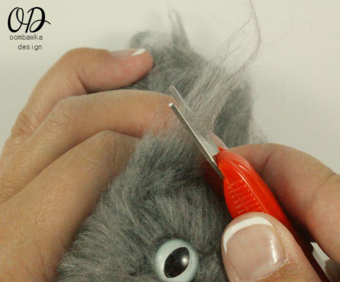 Trim the Fur | | Little Oombawkas | Mini Meow CAL | Oombawka Design