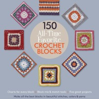 150 All-Time Favorite Crochet Blocks | Book Review