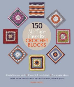 150 All Time Favorite Crochet Blocks | SMP Book Review