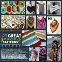 20 GREAT Granny Patterns
