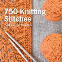 750 Knitting Stitches, The Ultimate Knit Stitch Bible | Book Review
