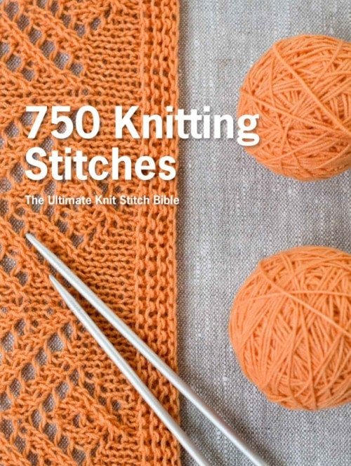 Books On Different Knitting Stitches : 750 Knitting Stitches, The Ultimate Knit Stitch Bible Book Review   Oombawk...