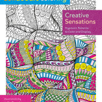 Zendoodle Coloring | Creative Sensations and Calming Swirls | Book Review