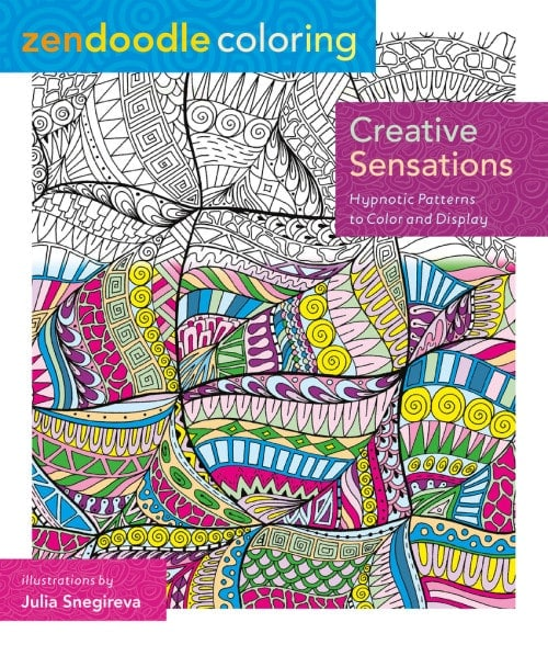Creative Sensations - SMP Book Review |oombawkadesigncrochet.com