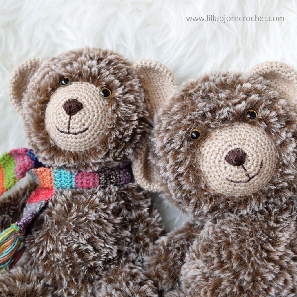 Baby Bear Pattern Free Pattern Friday
