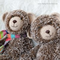 Baby Bear Pattern Free Pattern Friday