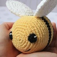 Beatrice the Bee Featured Free Pattern Friday