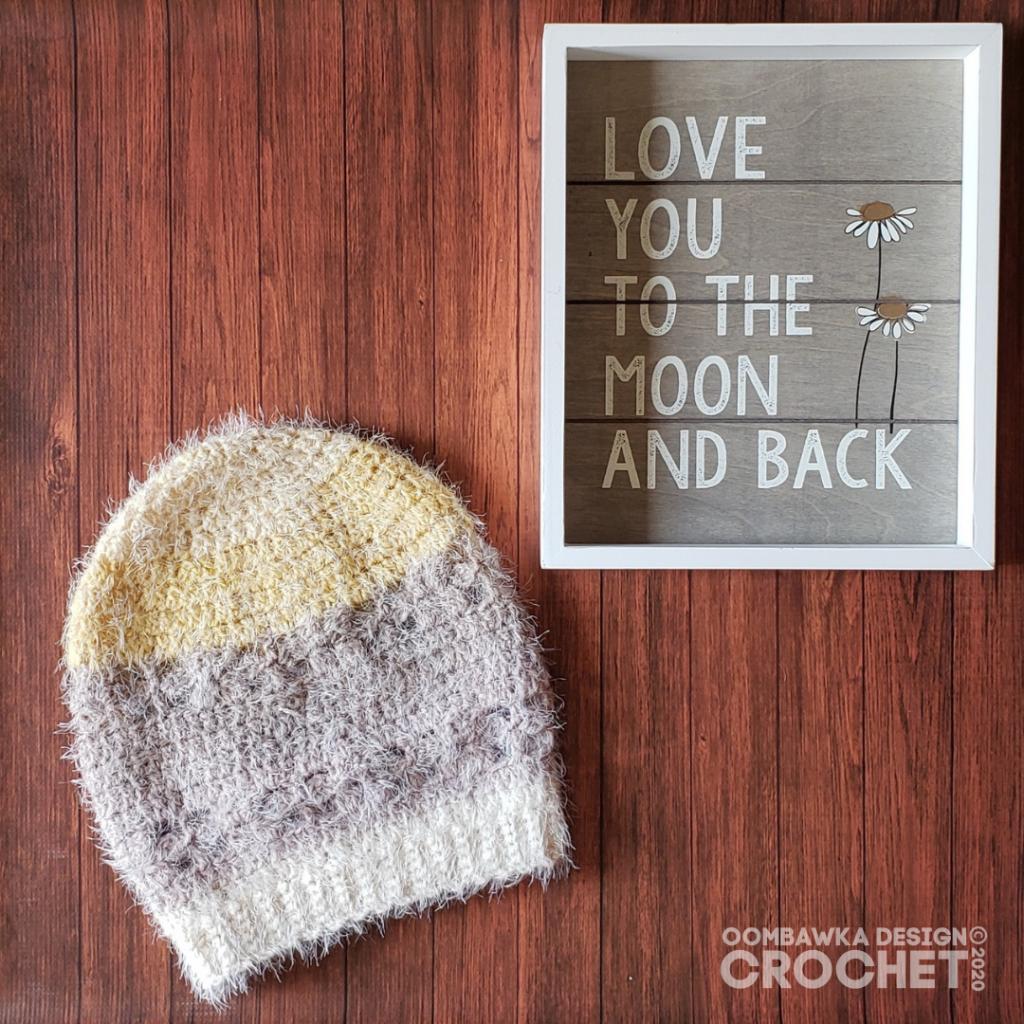 New Moon Slouch Hat by ODC - Rhondda Mol