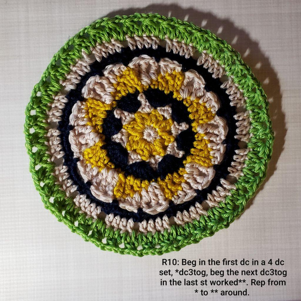 Round 10 - September Mandala