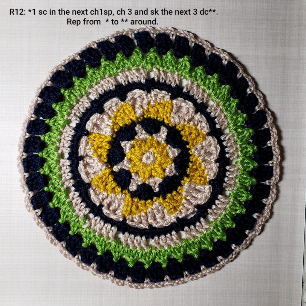 Round 12 - September Mandala