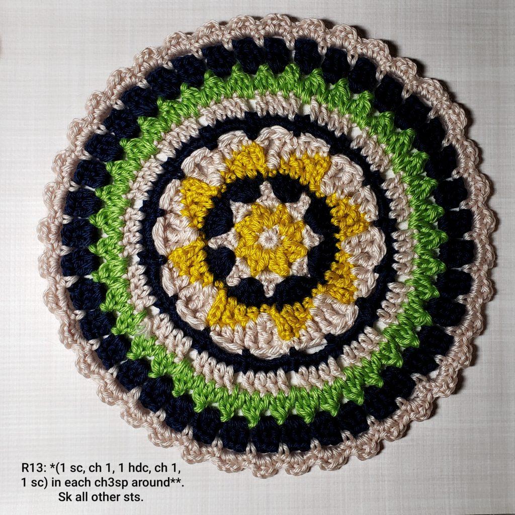 Round 13 - September Mandala
