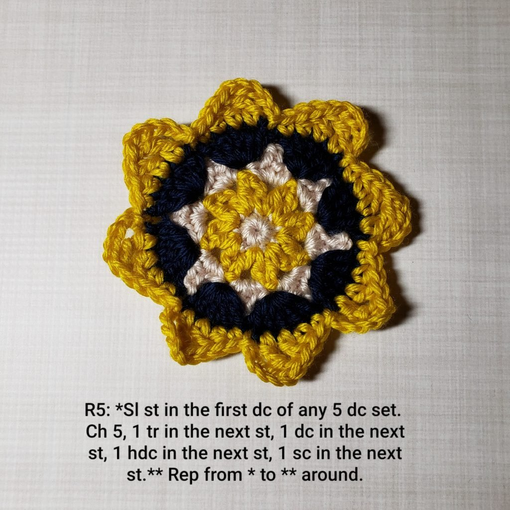 Round 5 - September Mandala