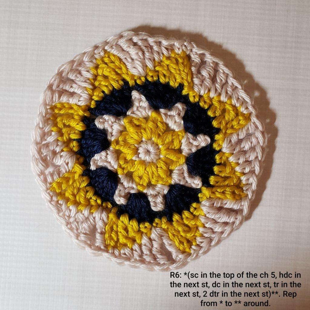 Round 6 - September Mandala