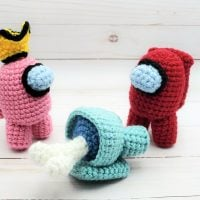 Featured Free Pattern Friday: Among Us Amigurumi by Tiffany Horton