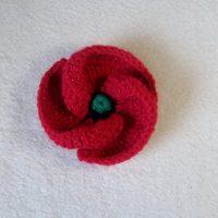 Crochet Poppy Design