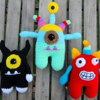 Featured Wednesday Link Party 370: Design your own Monster