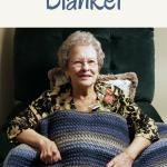 FREE CROCHET PATTERN Grandmas Textured Lap Blanket Free Pattern Oombawka Design