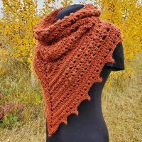 Puffs N Picots Bandana Cowl by I Need It Crochet