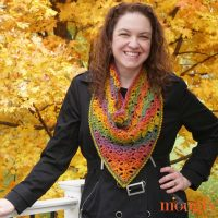 Featured at FPF Harvest Bandana Cowl by Tamara Kelly
