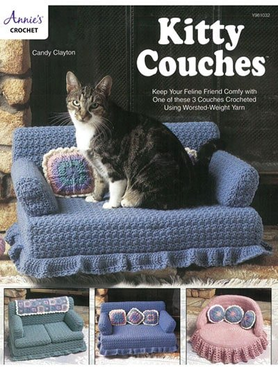 Kitty Couches Annies Craft Store Review by Rhondda at ODC