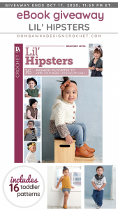 Lil Hipsters Giveaway ends Oct 17 2020 1159 pm ET at ODC