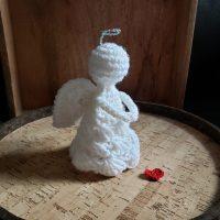 Love Crochet Angel Pattern by Rhondda Mol ODC2020