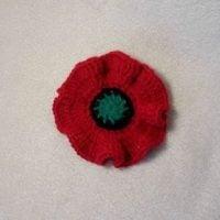 Lynn's Easy Crochet Poppy Pattern