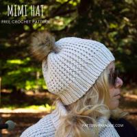 Mimi Hat Pattern - Pattern Paradise