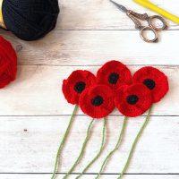 Poppy by Spin a Yarn Crochet