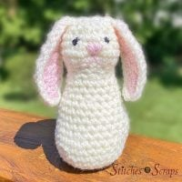 Sunny the Baby Bunny Designed by Pia Thadani