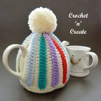 Tea Cosy Designed by CrochetnCreate