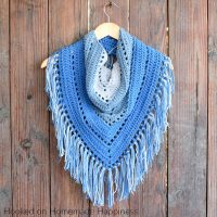 Triangle Scarf - Featured at FPF