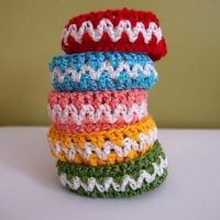 ZigZag-Bracelet_All Free Crochet